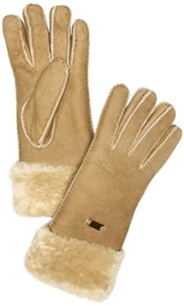 Emu Australia Women's Apollo Bay Gloves Chestnut W9405 Medium