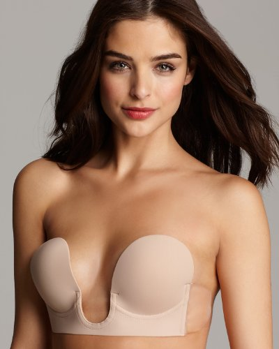 Fashion Forms Backless Strapless U Plunge Bra (BQ536) A/Nude