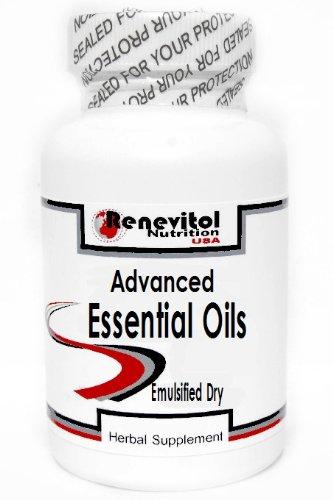 Advanced Essential Oils (Emulsified Dry) 100 Capsules ~ Renevitol
