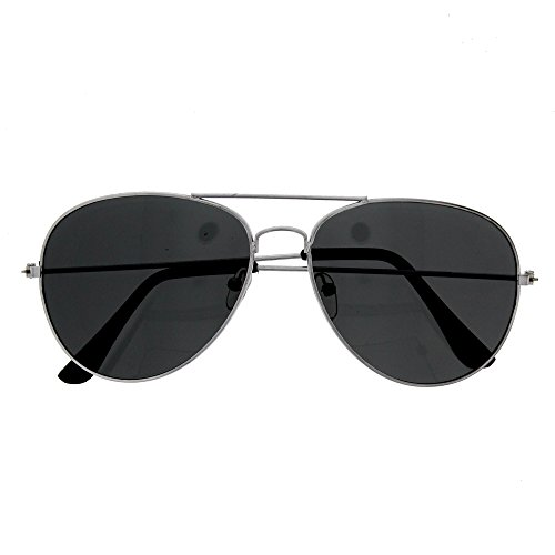 Unisex Fancy Dress Police Aviator Glasses