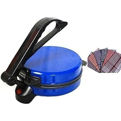 NON-STICK BLUE ROTI MAKER WITH ROTI CLOTH