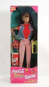 Coca Cola Picnic Barbie Doll 1997 (Black / African American) Special Edition