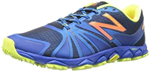 New Balance MT1010 D - Zapatillas de correr de material sintético hombre, color azul, talla 45.5