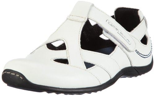 Camel Active Women's Mandy Off White Ankle Strap 768.12.02 8 UK, 42 EU, 10.5 US