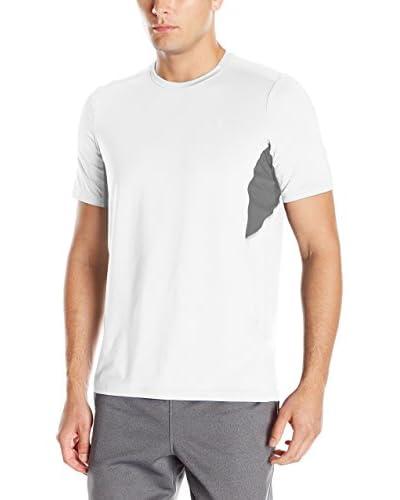 Under Armour T-Shirt Manica Corta Ua Coolswitch Run S/S  [Blu]