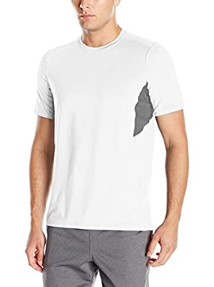 Under Armour Camiseta Manga Corta Ua Coolswitch Run S/S (Blanco)