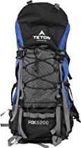 TETON Sports FOX5200 Internal Frame Backpack