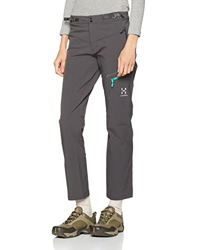 Haglöfs Pantalone da Trekking Soft Shell [Grigio]