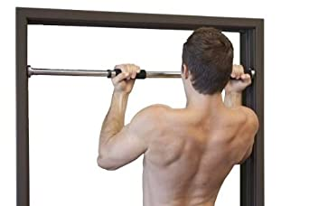 JFit Deluxe Doorway Pull-Up Bar