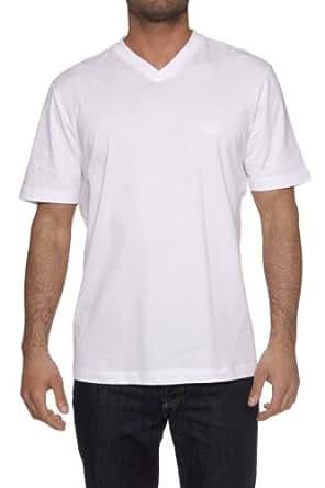Hugo Boss Basic-T-Shirt BROTHERS, Farbe: Weiss, Größe: XL