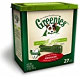 Greenies Lite Regular Dog Dental Chew 27oz 27ct