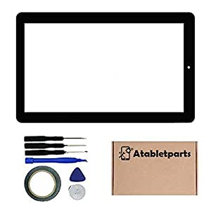 Atabletparts New Touch Screen Digitizer Panel For RCA Cambio W101 2in1 Windows Tablet PC