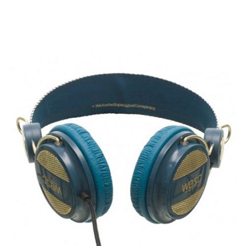 WeSC OBOE LEGION BLUEの写真02。おしゃれなヘッドホンをおすすめ-HEADMAN(ヘッドマン)-