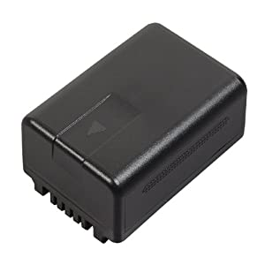 Panasonic VW-VBT190 Lithium-Ion Battery Pack (Black)
