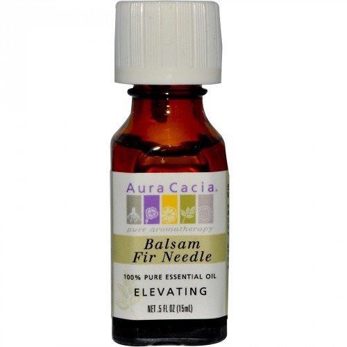 Aura Cacia Fir Needle Essential 2x 0.5OZ
