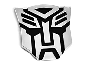 Transformers Autobot Car Badge Emblem - 9.5cm