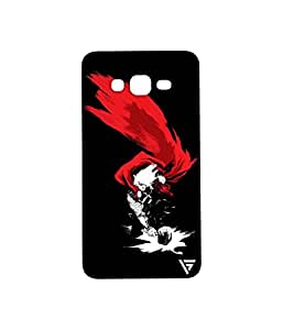 Vogueshell Thor Printed Symmetry PRO Series Hard Back Case for Samsung Galaxy On7