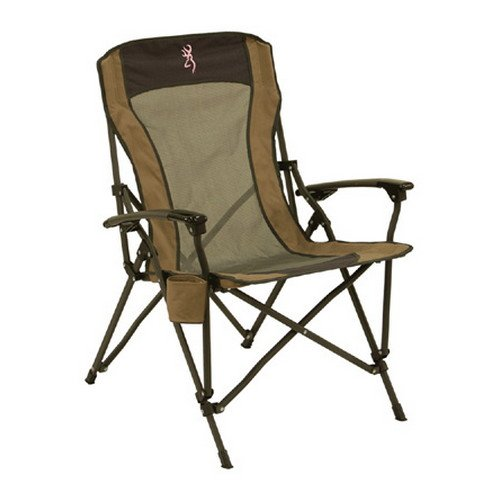 Details for Fireside Chair Pink Buckmark by Browning Camping