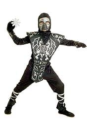 Ice Dragon Ninja Boys Costume