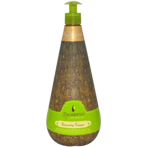 Rejuve nating Shampoo Unisex Shampoo by Macadamia, 33.8 Ounce by Macadamia (English Manual)