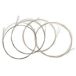 Generic 1Set Mandolin String Set KING LION Brand Mandolin Strings Set 8 String