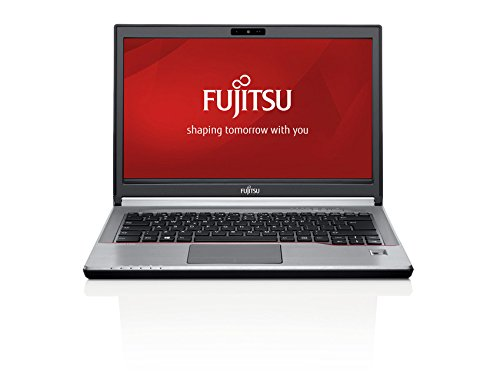 Fujitsu Lifebook E744 VFY:E7440MXP21DE35,6 cm (14 Zoll) Notebook (Intel Core i7-4712MQ, 3,3GHz, 8GB RAM, 256GB SSD, DVD, Win 8) schwarz