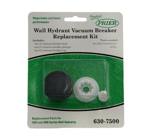 Prier 630-7500 Vacuum Breaker Service Parts Kit (Vacuum Hose Repair Kit compare prices)