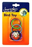 (Boredom Breaker) Bird Toy Olympic Rings [44960]
