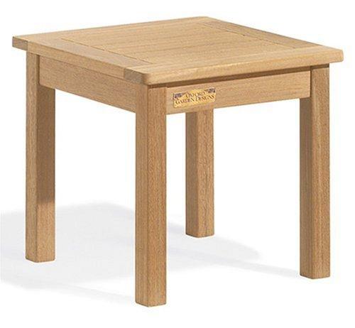 Oxford Garden Shorea End Table