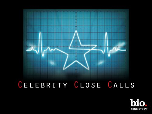 Celebrity Close Calls Season 1