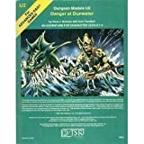 Dave J. Browne Danger at Dunwater: An Adventure for Character Levels 1-4 (Advanced Dungeons & Dragons) Dungeon Module U2