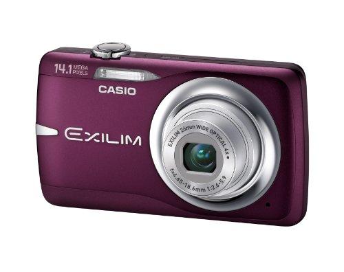 Casio Zoom Exilim EX-Z550 - Appareil photo numérique 14.1 mégapixels - Magenta / Purple