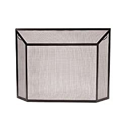 Minuteman International S-54L Spark Guard Screen, 44-Inch W by 33-Inch H from Minuteman International - ACHLA Designs