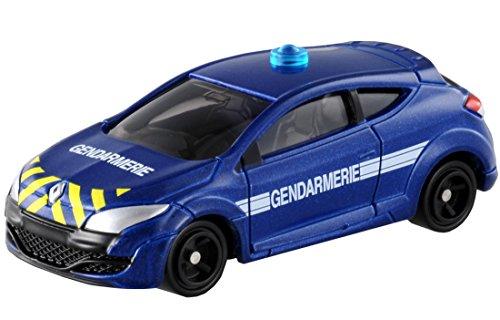 TAKARA TOMY Tomica Diecast BX044 Megane RS Gendarmerie Diecast Toy car - 1