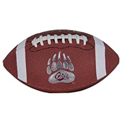 Buy Baden Sports U of M Grizzly Pee Wee Football by Baden Sports
