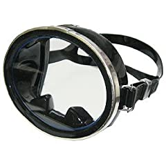 Buy Classic Old School Oval Silicone Scuba Diving Snorkeling Mask Dive Diver Divers Snorkel Snorkels by Promate