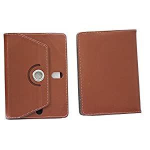 Jo Jo Rotating Flip Flap Case Cover Pouch Carry For Hcl Me U1 Brown