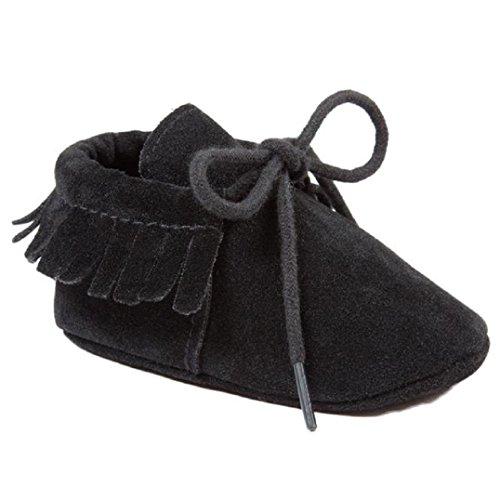 fulltimer-lit-bebe-glands-bandage-souple-sole-sneakers-chaussures-enfant-11-noir
