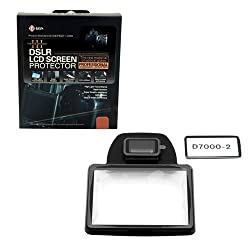 GGS III Generation DSLR LCD Screen Protector for Nikon D7000