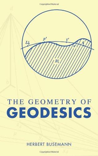 The geometry of geodesics