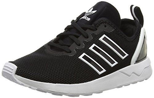 adidas ZX Flux Advanced, Unisex-Erwachsene Low-Top Sneaker, Schwarz (Core Black/Core Black/Ftwr White), 43 1/3 EU thumbnail