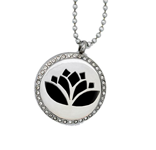aromatherapy-essential-oil-diffusing-necklace-314l-stainless-steel-24-stainless-steel-chain-lotus-wi