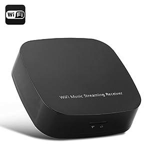Ricevitore audio hd wifi wireless per casse home theatre - Stereo casse wireless ...