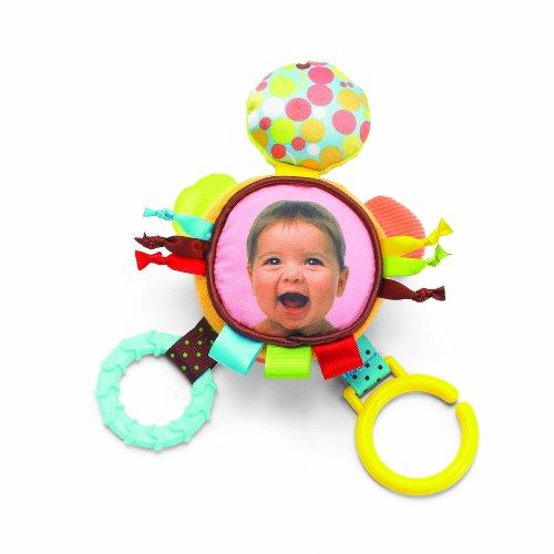Baby-Ville Tee-Hee Teether front-810160