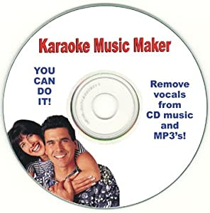 Free Karaoke Vocal Remover Software http://www.amazon.com/Make-Karaoke-Vocal-Remover-Software/dp/B001JKD2RS