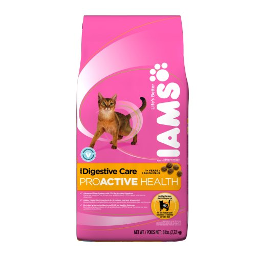 Iams Proactive Health Adult Digestive Care Formula 6 Lbs