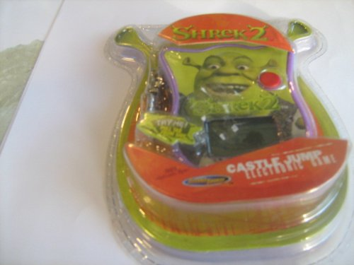 2004 Techno Source Shrek 2 Castle Jump LCD Electronic Game - 1