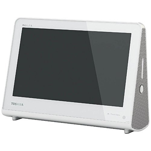 東芝 10.1V型ポータブル 地上デジタル防水テレビ (ホワイト)レグザポータブルテレビ 10WP1