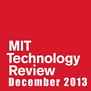 Audible Technology Review, December 2013 | [Technology Review]
