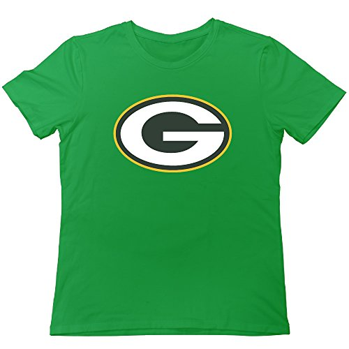 Green Bay Packers Primary Team Logo Cool Mens T Shirts